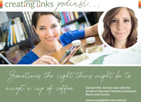 Episode 01: creating links in Israel and Berlin: Interview with the art therapist Nehama Grenimann Bauch